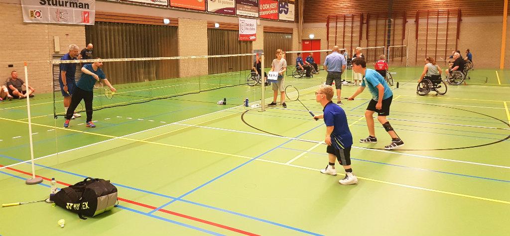 Para-Badminton Toernooi